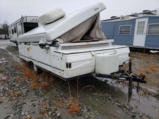 Coleman salvage cars for sale: 2003 Coleman Bayside