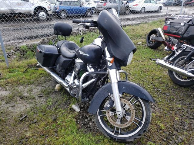 Salvage cars for sale from Copart Eugene, OR: 2017 Harley-Davidson Flhxs Street