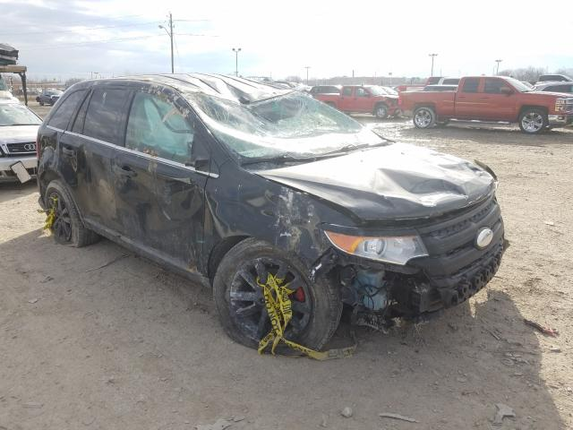 Salvage 2011 FORD EDGE - Small image. Lot 34244091