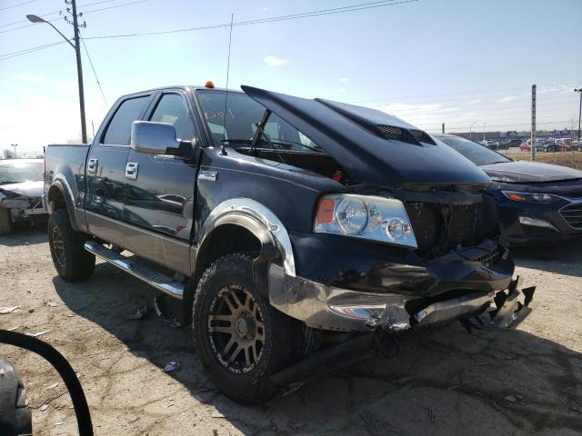 Salvage cars for sale from Copart Indianapolis, IN: 2006 Ford F150 Super