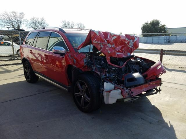 Salvage cars for sale from Copart Sacramento, CA: 2011 Volvo XC90 R DES