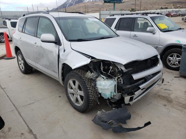 Salvage cars for sale from Copart Farr West, UT: 2007 Toyota Rav4 Limited