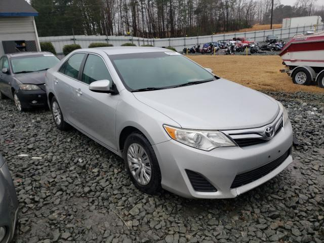 Salvage cars for sale from Copart Mebane, NC: 2012 Toyota Camry Base