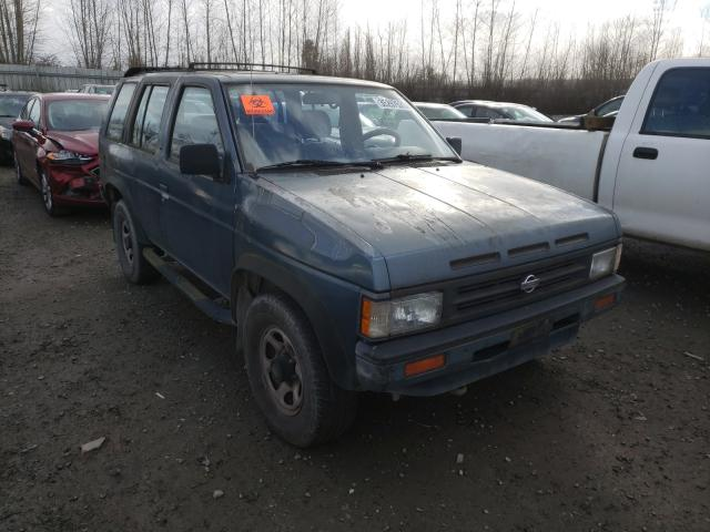 Nissan Pathfinder salvage cars for sale: 1991 Nissan Pathfinder