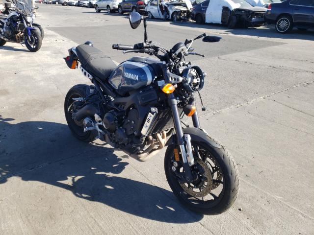 Vehiculos salvage en venta de Copart Wilmington, CA: 2017 Yamaha XSR900 C