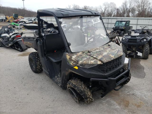 Salvage cars for sale from Copart York Haven, PA: 2020 Polaris Ranger 100