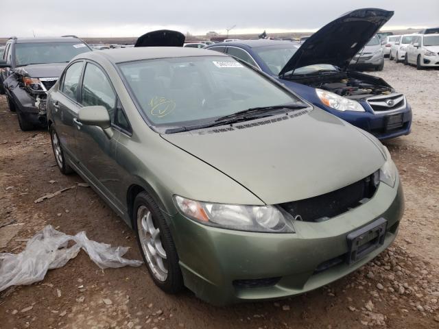Honda Civic salvage cars for sale: 2009 Honda Civic
