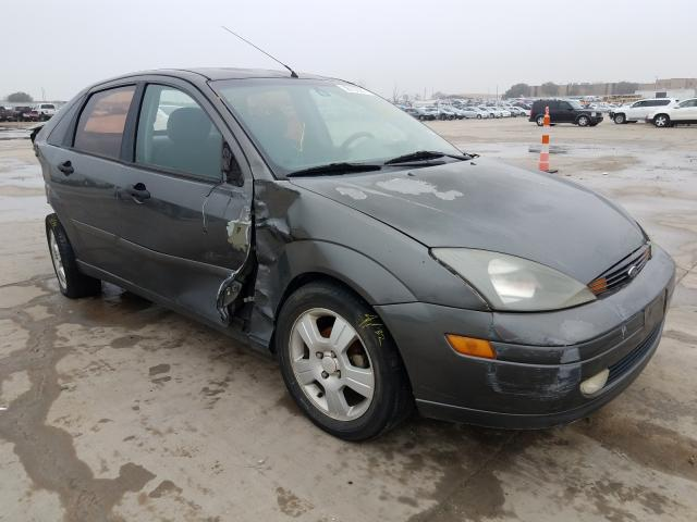 Salvage 2004 FORD FOCUS - Small image. Lot 35130051