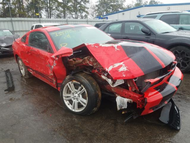 2012 FORD MUSTANG 1ZVBP8AM7C5260257