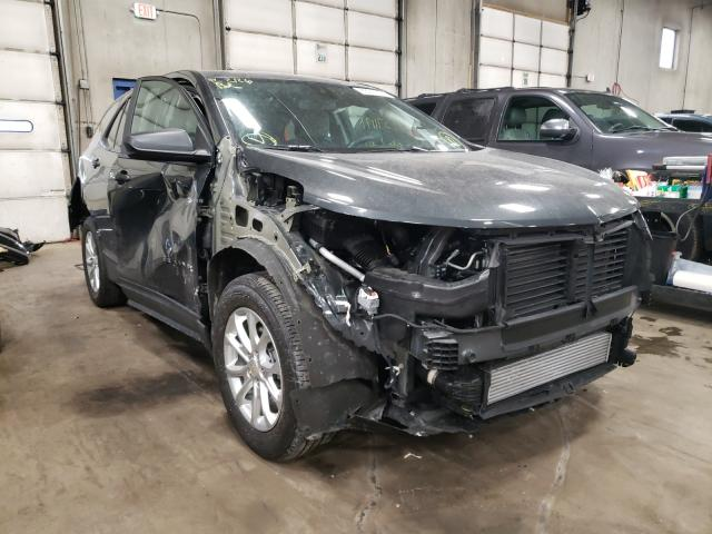 Chevrolet Equinox salvage cars for sale: 2020 Chevrolet Equinox
