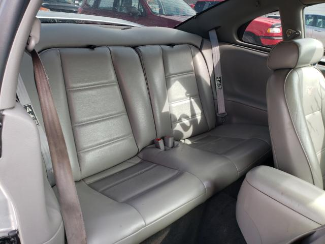 2000 FORD MUSTANG - Interior View