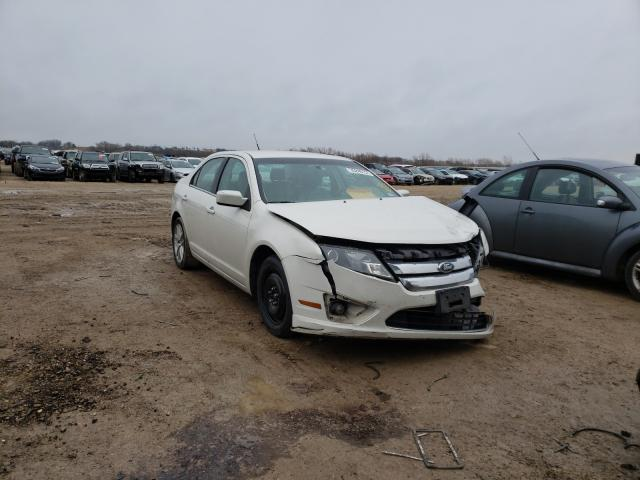 Salvage cars for sale from Copart Temple, TX: 2012 Ford Fusion SEL