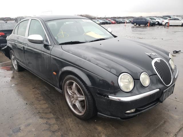 Jaguar S-Type salvage cars for sale: 2003 Jaguar S-Type