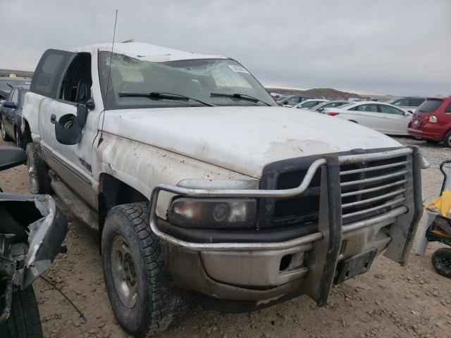 Salvage cars for sale from Copart Magna, UT: 2001 Dodge RAM 2500