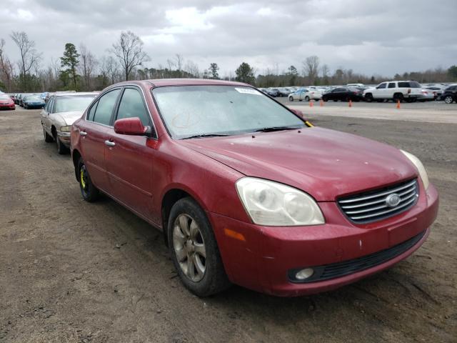 2008 KIA Optima LX en venta en Lumberton, NC