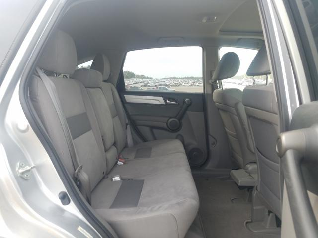 2011 HONDA CR-V EX - Interior View