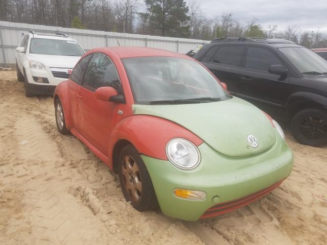 Salvage cars for sale from Copart Gaston, SC: 2003 Volkswagen New Beetle