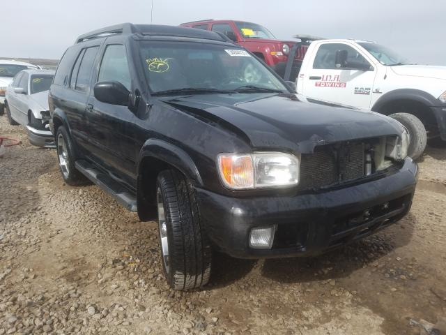 Nissan Pathfinder salvage cars for sale: 2002 Nissan Pathfinder