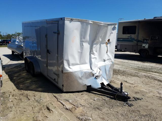 Salvage cars for sale from Copart Fort Pierce, FL: 2020 Other Trailer