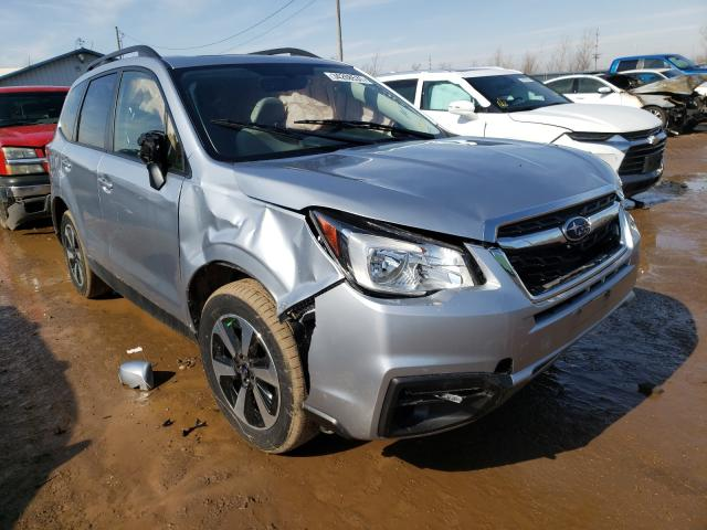 Salvage cars for sale from Copart Pekin, IL: 2018 Subaru Forester 2