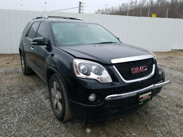 GMC salvage cars for sale: 2009 GMC Acadia SLT