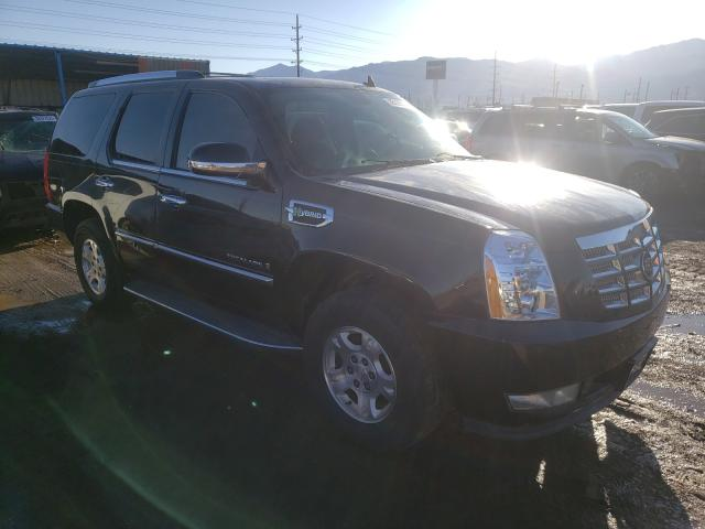 Cadillac salvage cars for sale: 2009 Cadillac Escalade H