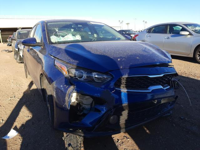 Salvage cars for sale from Copart Phoenix, AZ: 2019 KIA Forte FE