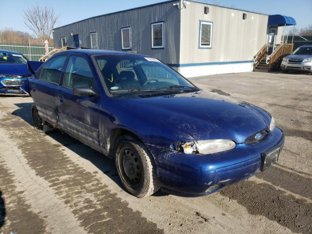 Ford Contour salvage cars for sale: 1997 Ford Contour