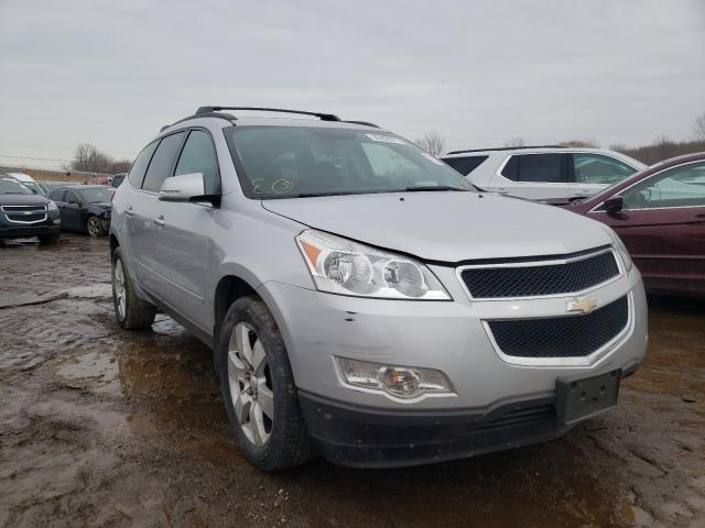 Salvage cars for sale from Copart Columbia Station, OH: 2011 Chevrolet Traverse L