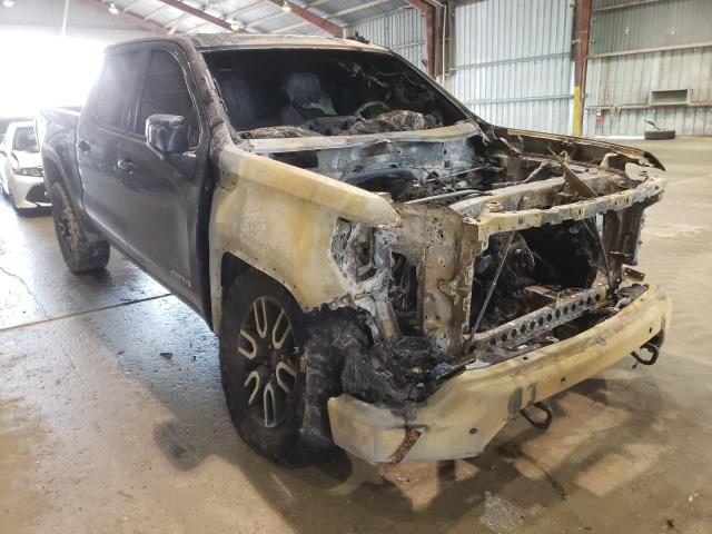 Salvage cars for sale from Copart Greenwell Springs, LA: 2020 GMC Sierra K15