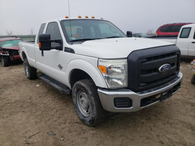 Salvage cars for sale from Copart Kansas City, KS: 2011 Ford F350 Super