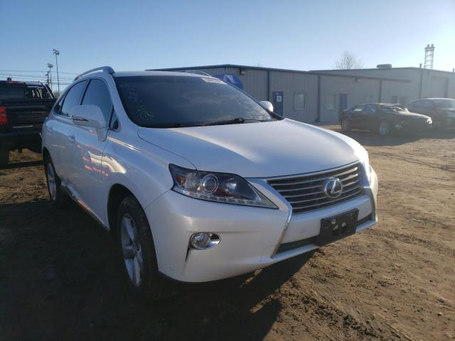 Salvage cars for sale from Copart Finksburg, MD: 2014 Lexus RX 350 Base