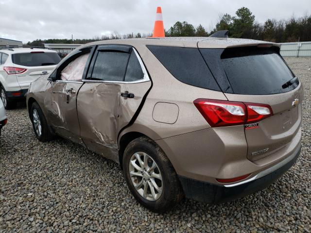 2019 CHEVROLET EQUINOX LT - Right Front View