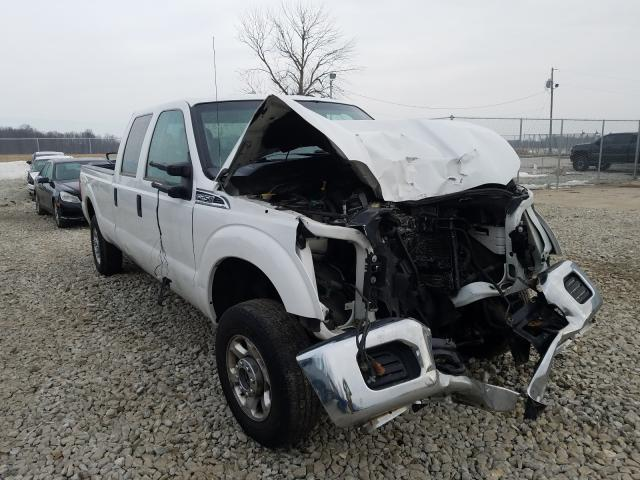 Salvage cars for sale from Copart Cicero, IN: 2013 Ford F250 Super