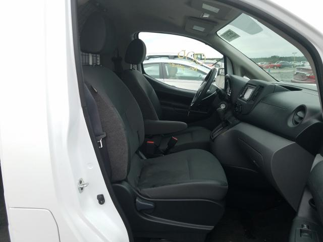 2018 NISSAN NV200 2.5S - Left Rear View