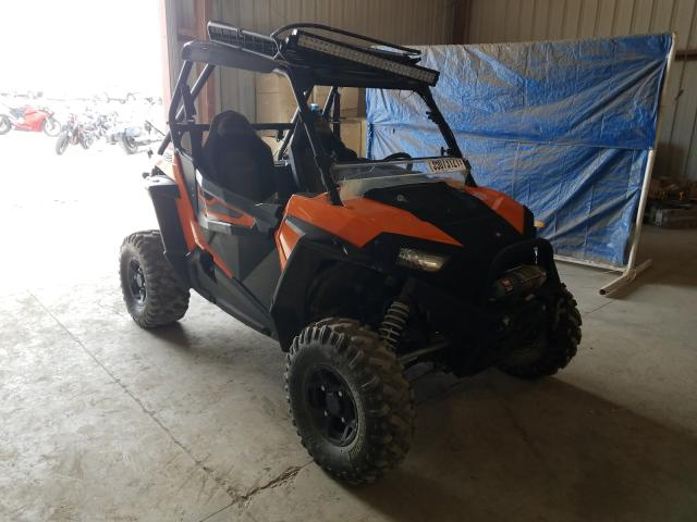 Salvage cars for sale from Copart Apopka, FL: 2016 Polaris RZR S 900