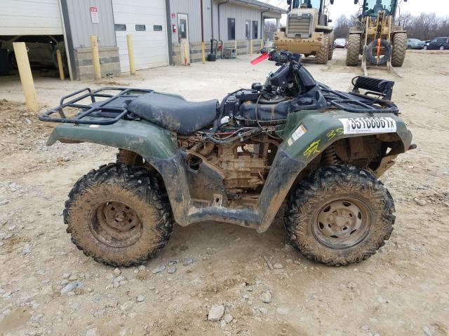 Salvage cars for sale from Copart Columbia, MO: 2016 Honda TRX420 FM