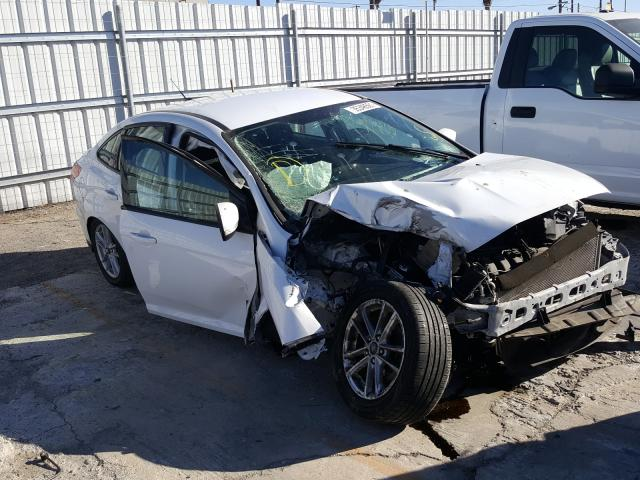 Salvage cars for sale from Copart Van Nuys, CA: 2017 Ford Focus SE