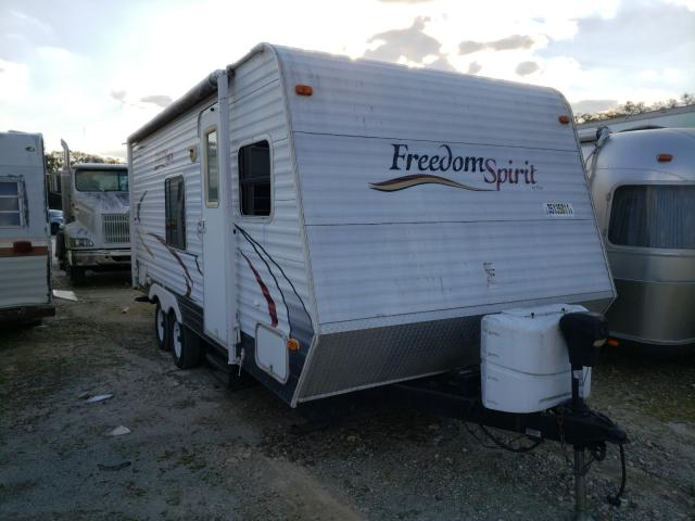 Thor salvage cars for sale: 2010 Thor Freedom SP