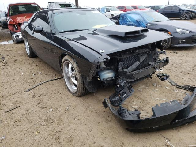 Salvage cars for sale from Copart Temple, TX: 2015 Dodge Challenger