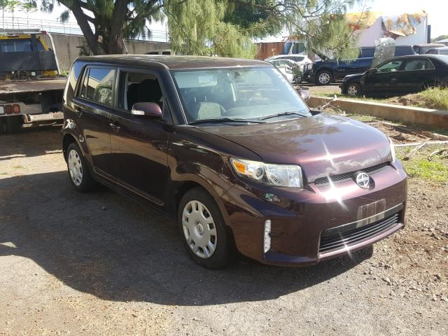 Salvage cars for sale from Copart Kapolei, HI: 2015 Scion XB