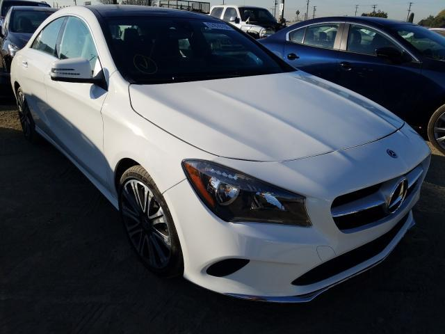 Vehiculos salvage en venta de Copart Los Angeles, CA: 2019 Mercedes-Benz CLA 250