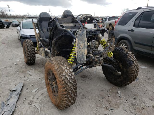 Salvage motorcycles for sale at Montgomery, AL auction: 2020 Polaris RZR XP 100
