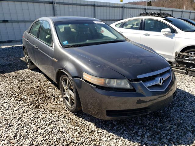 Acura TL salvage cars for sale: 2008 Acura TL