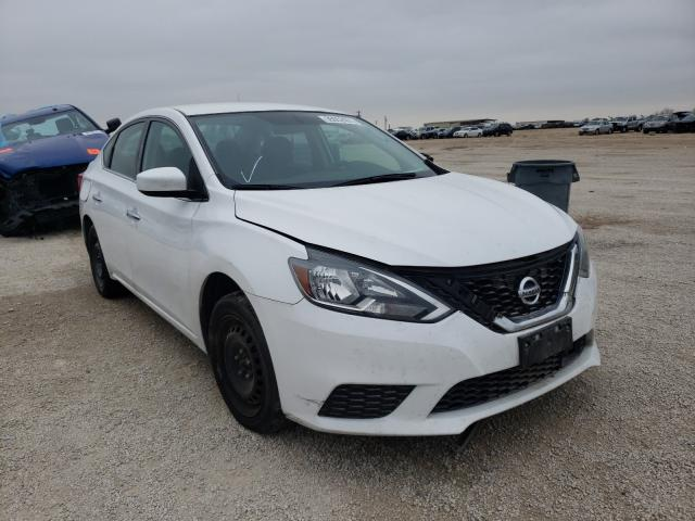 Salvage cars for sale from Copart San Antonio, TX: 2018 Nissan Sentra S