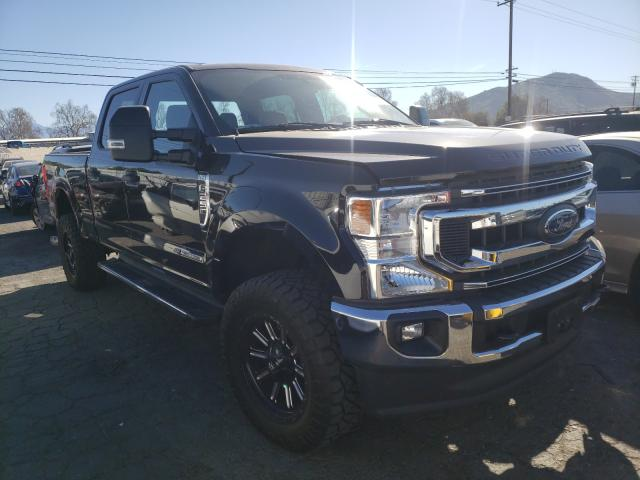 Salvage cars for sale from Copart Colton, CA: 2020 Ford F250 Super