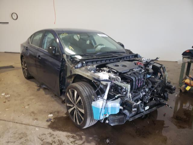 Salvage cars for sale from Copart Chalfont, PA: 2019 Nissan Altima SR