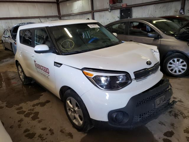 Salvage cars for sale from Copart Eldridge, IA: 2019 KIA Soul