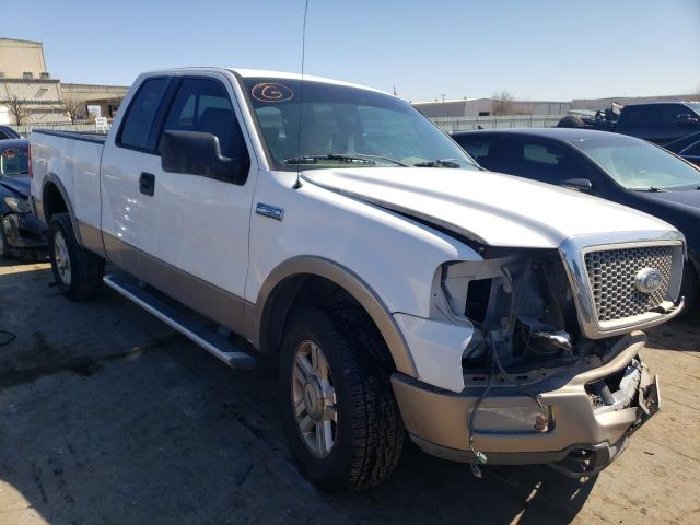 Salvage 2004 FORD F150 - Small image. Lot 34815821
