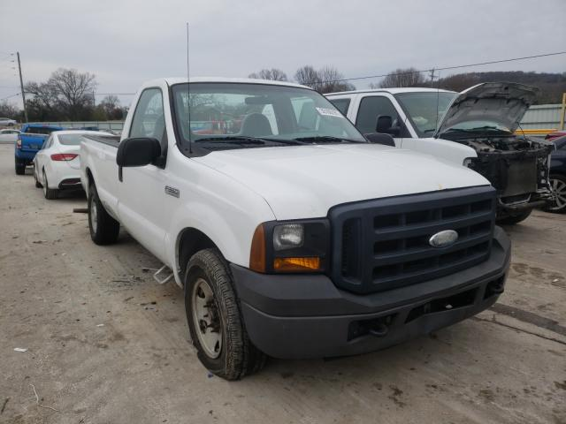 Ford salvage cars for sale: 2007 Ford F350 SRW S
